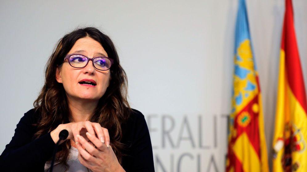 Foto: La vicepresidenta valenciana, Mónica Oltra. (EFE)