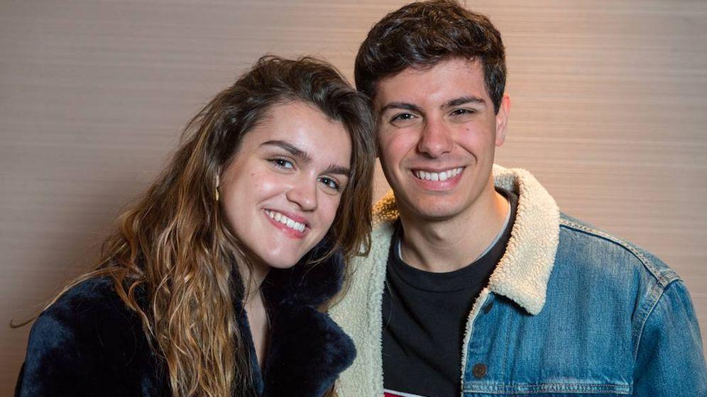 Foto: Amaia y Alfred en una foto de archivo. (Getty)