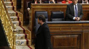 Con Josep Borrell (serrín y estiércol)