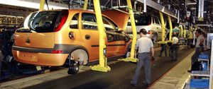 Se acelera el deterioro de la producción industrial: -6,5% en términos desestacionalizados