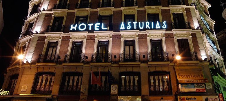 Foto: Jesús Salazar hace caja con los hoteles familiares para sobrevivir a SOS Cuétara