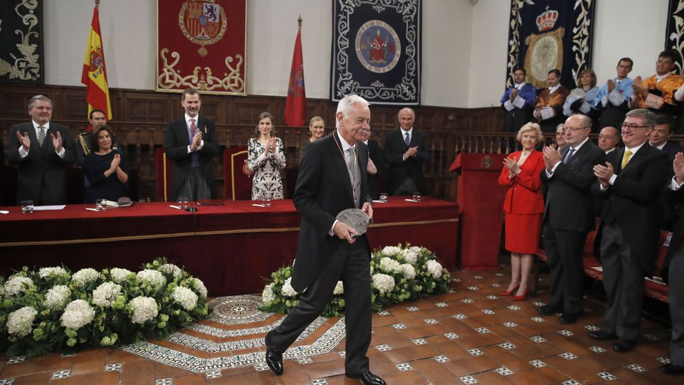 Lea el discurso del Premio Cervantes, Eduardo Mendoza
