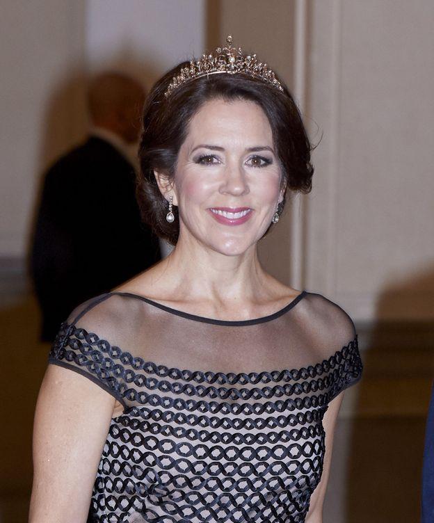 Foto: La familia real danesa ofrece una cena de gala