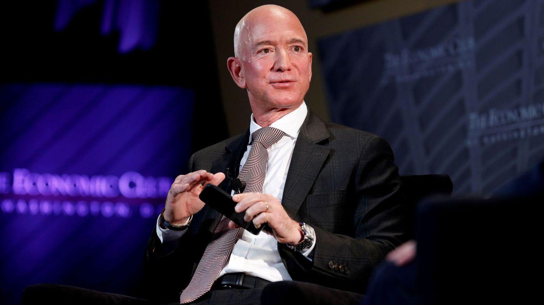 Jeff Bezos vende 4.000 millones en acciones de Amazon en apenas una semana