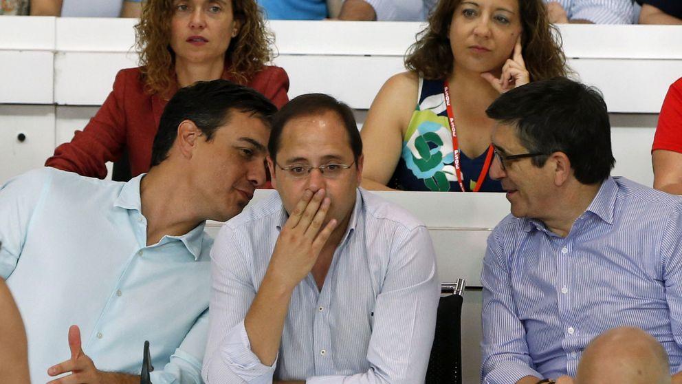 El PSOE sale de su comité federal dividido y sin una hoja de ruta clara para la investidura