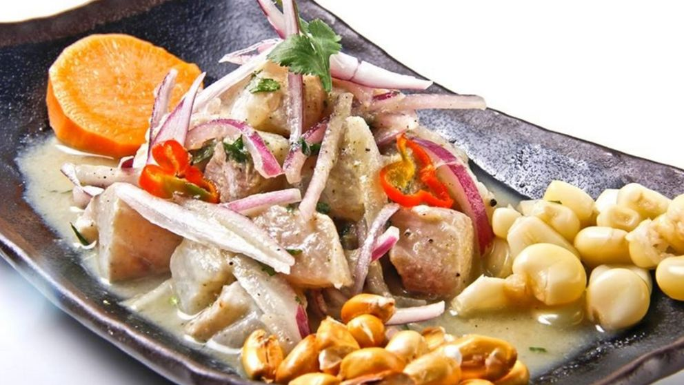 Gastronom a la nueva carta de tiradito pisco bar m s for Cocina peruana de vanguardia