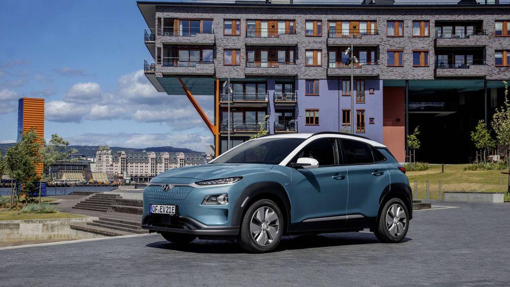Foto: Con el Kona y el Ioniq, la marca Hyundai ofrece una interesante gama eléctrica.