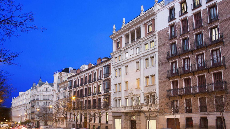 Mercado inmobiliario calent n de precios de los pisos de for Pisos de lujo en madrid