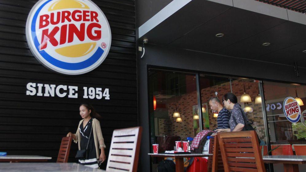 Foto: Un establecimiento de Burger King. (EFE)