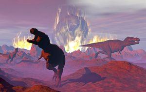 Cómo el final de los dinosaurios puede evitar la extinción del hombre