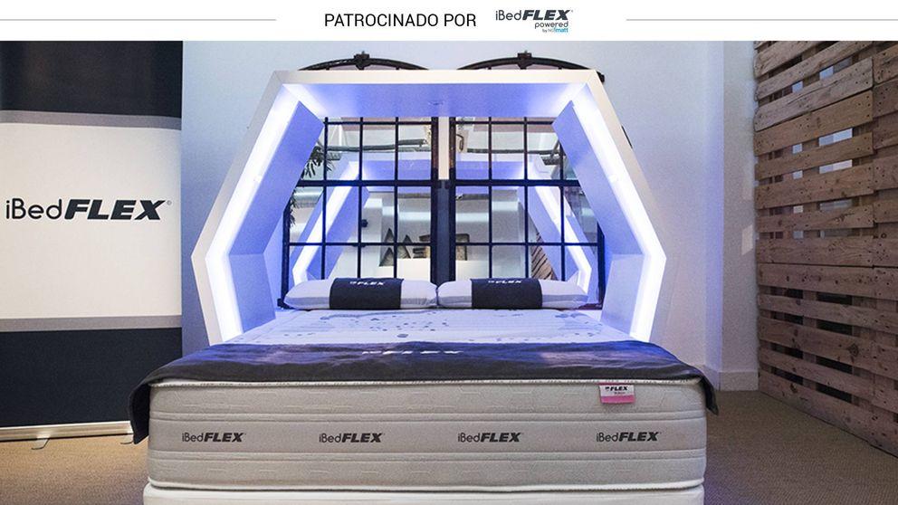 Un colchón inteligente que te ayuda a mejorar la calidad del sueño