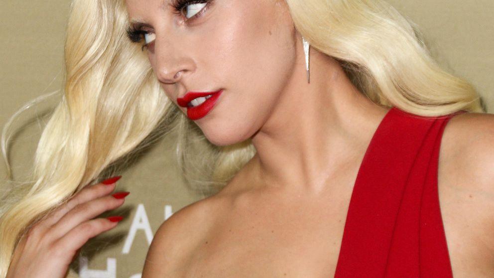 Lady Gaga deslumbra en la presentación de 'American Horror Story: Hotel'