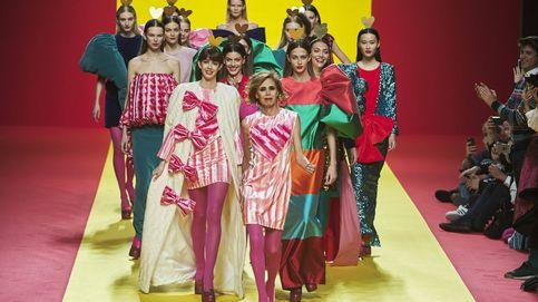 Ágatha Ruiz de la Prada, la historia tras el 'dress code' más personal