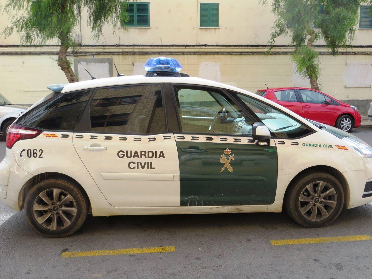 Foto: Un vehículo de la Guardia Civil en una imagen de archivo. (Wikimedia Commons)