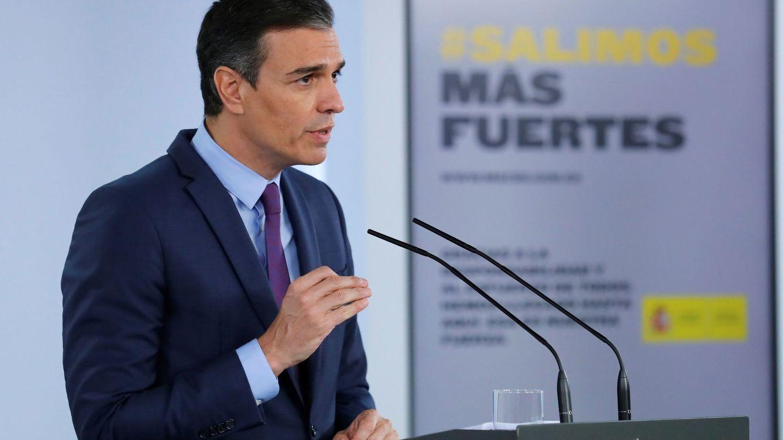Sánchez fija el fin de la crisis económica para 2023 y avisa de que quedan meses difíciles