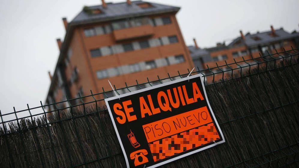 Foto: El alquiler de viviendas, en la agenda política. (EFE)