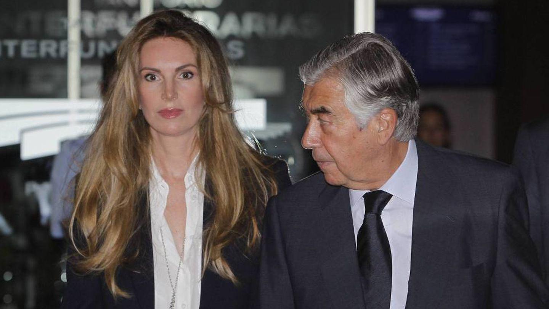 Alberto Alcocer y Margarita Hernández, en una imagen de archivo. (Cordon Press)