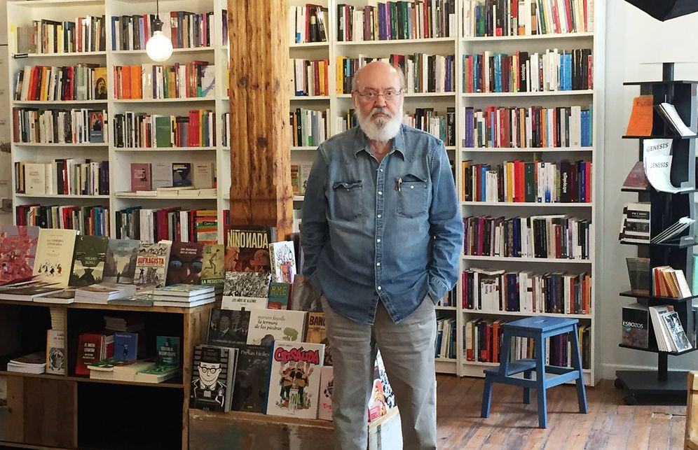 Foto: El director y escritor José Luis Cuerda (P.C.)