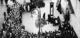 Post de Sangre y champán: la increíble historia del último guillotinado en París en 1939