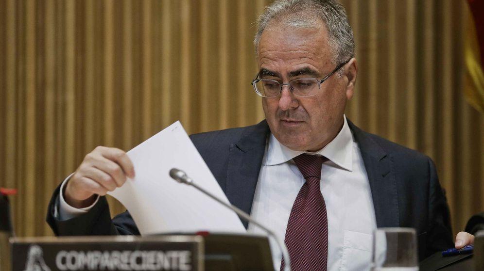 Foto: El secretario general de Instituciones Penitenciarias, Ángel Yuste.