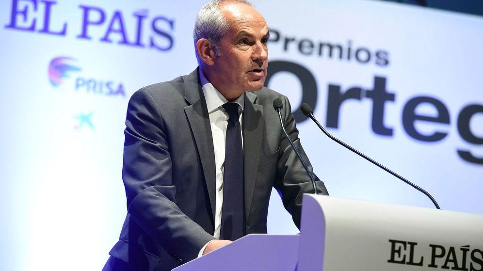 Foto: El director de 'El País', Antonio Caño. (EFE)