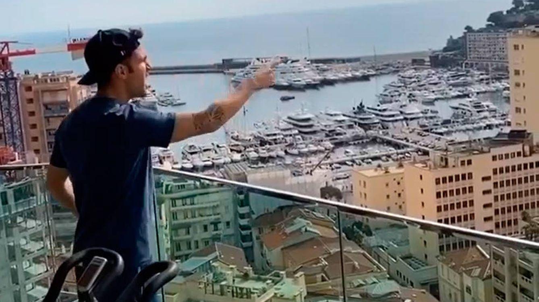 El vídeo del grito de Cesc Fábregas por el coronavirus que se ha vuelto viral