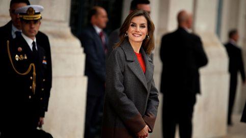 Letizia se convierte en la gran embajadora de Hugo Boss en Oporto