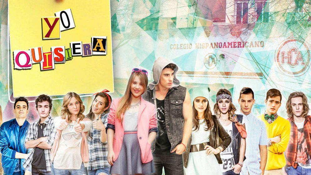 Los planes de Mediaset de convertir 'Yo quisiera' en la nueva 'Al salir de clase'