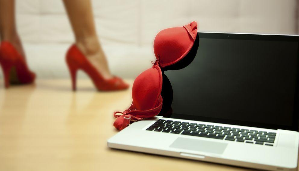 Foto: Internet y el sexo, dos compañeros de cama no tan extraños. (iStock)