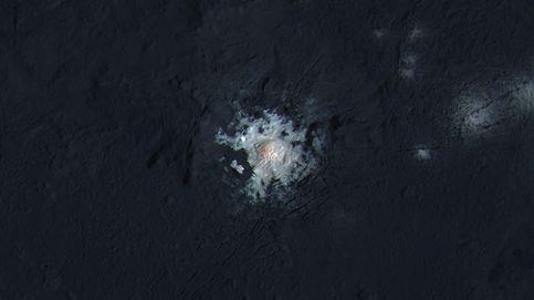 Las fotos más cercanas de los misteriosos puntos brillantes de Ceres