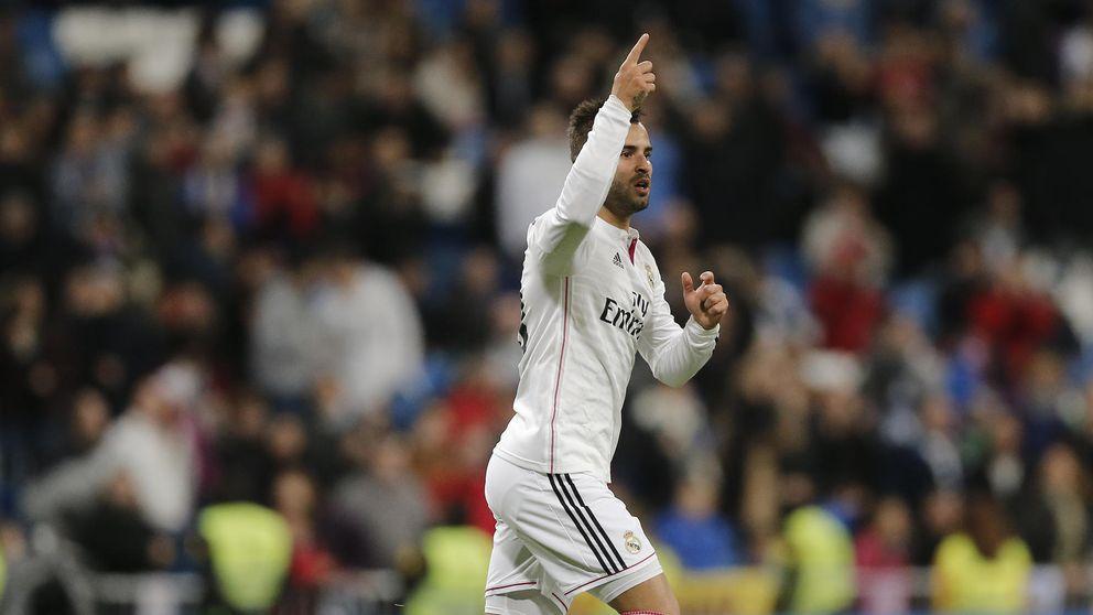 Regreso al futuro para Jesé… el titular en el Real Madrid es Bale