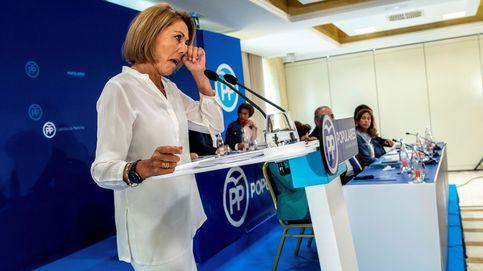 Cospedal deja la Presidencia del PP de Castilla-La Mancha por lealtad
