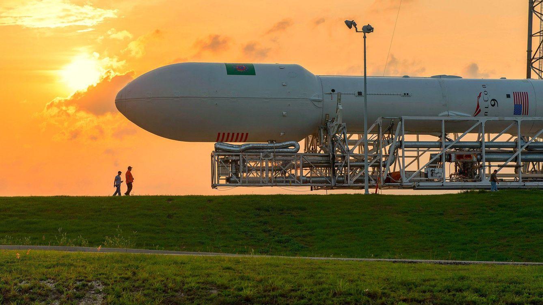 Foto: SpaceX cree que en la reusabilidad de los cohetes reside la clave para abaratar el acceso al espacio. (SpaceX)