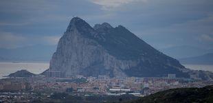 Post de Gibraltar, antes dentro de Schengen que bajo la