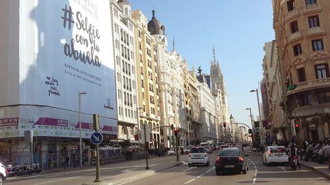 Hoteles y 'retailers' se apoderan de la Gran Vía de Madrid