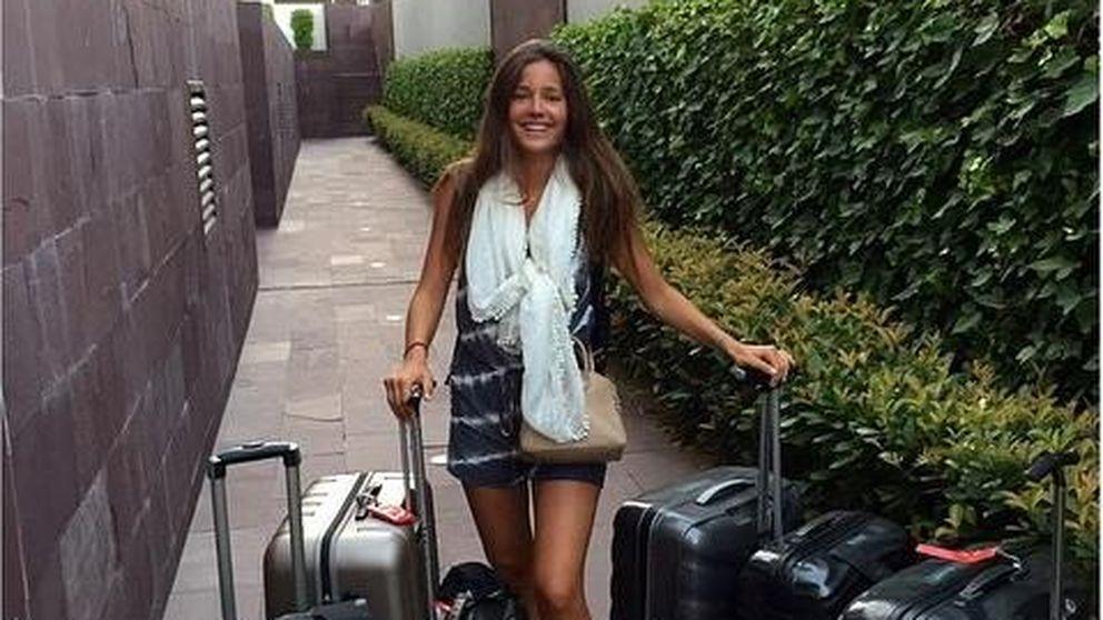 Malena Costa se muda a Florencia para estar con Mario Suárez