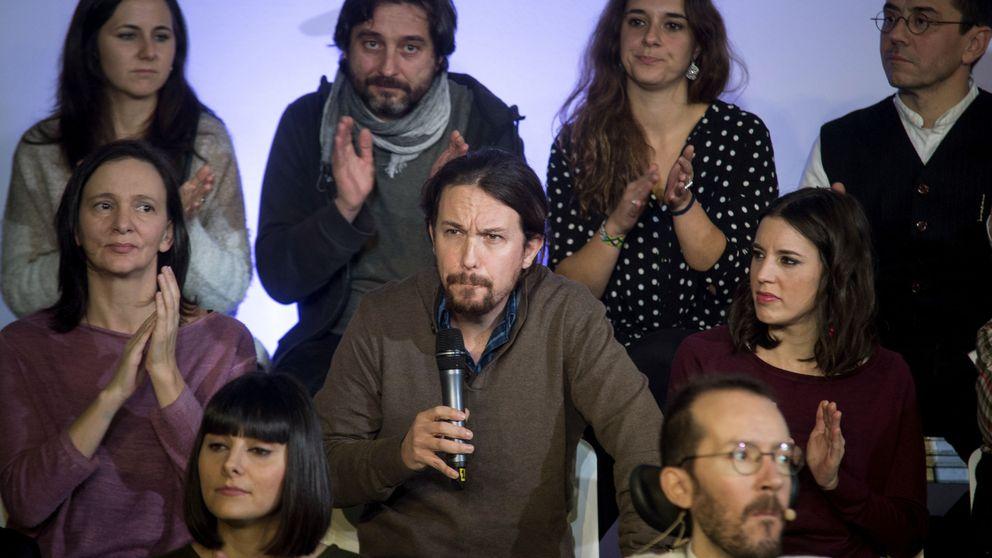 El 'Plan 2020' de Iglesias: polarizar con el PP y buscar alianzas de país sin el PSOE
