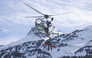 Rescate en el Aneto: la eficacia del Grupo de Rescate en Montaña
