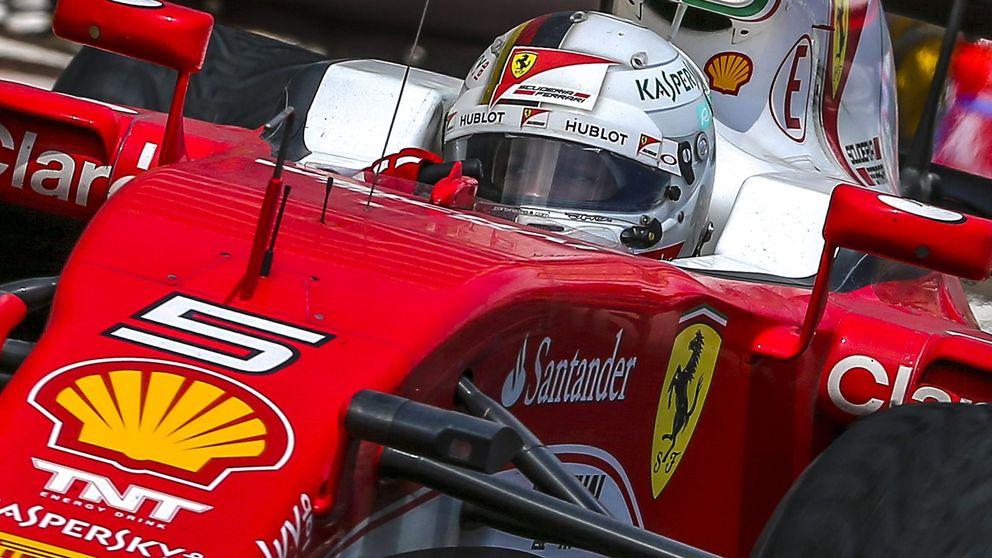 Vettel comienza a hablar como Fernando Alonso en Ferrari