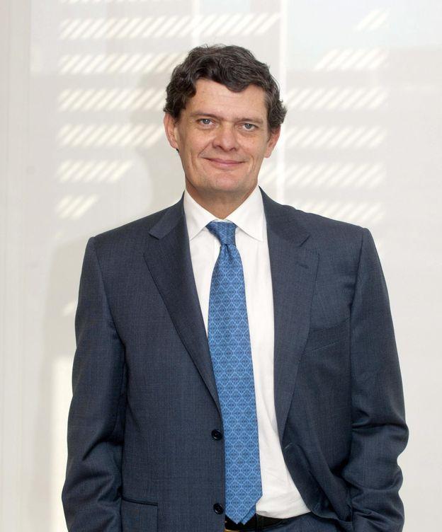 Foto: El presidente de la Sareb, Jaime Echegoyen. (EFE)