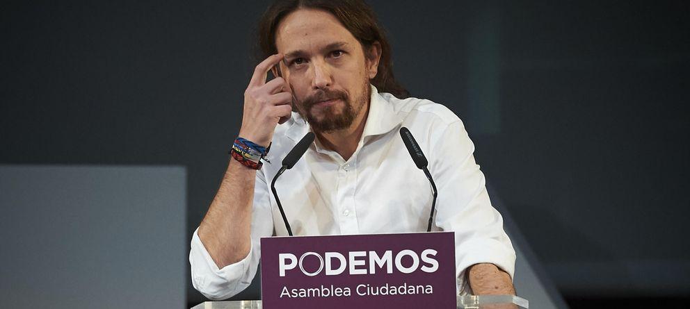 Foto: El líder de Podemos, Pablo Iglesias (D.M.)