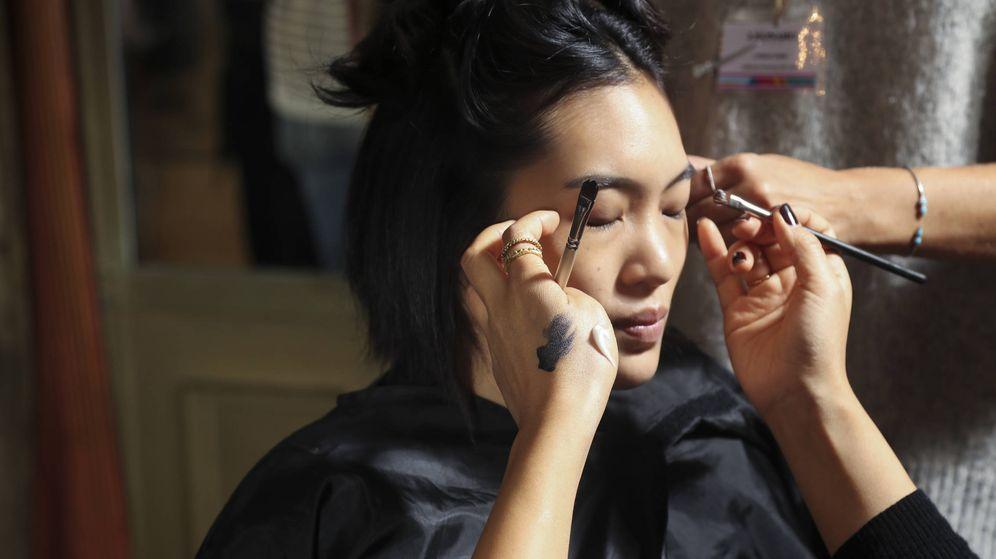 Foto: Atrévete a maquillarte las cejas. (Imaxtree)