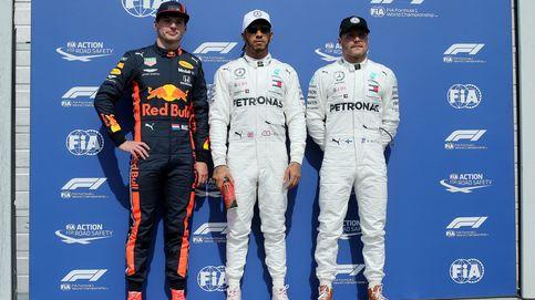 Resultado F1: pole de Hamilton, naufragio de Ferrari y séptimo puesto de Carlos Sainz