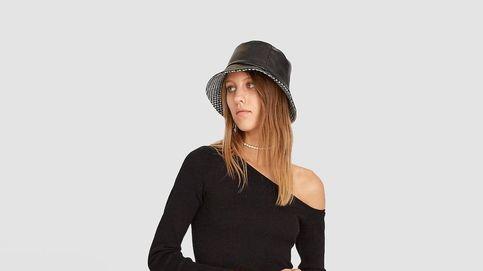 El vestido negro asimétrico para triunfar de día y de noche, por menos de 20 euros, es de Stradivarius
