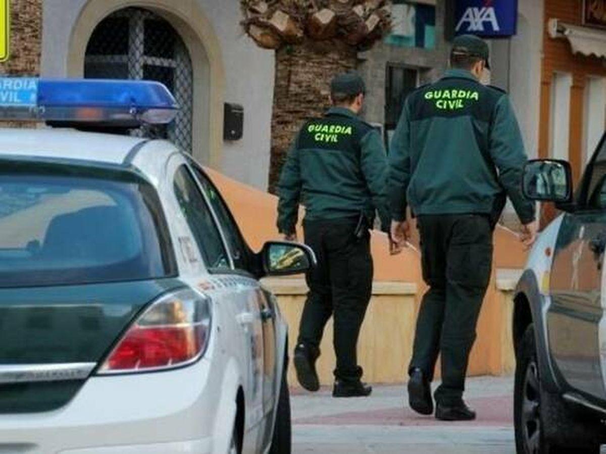 Foto: Foto de archivo: Guardia Civil.