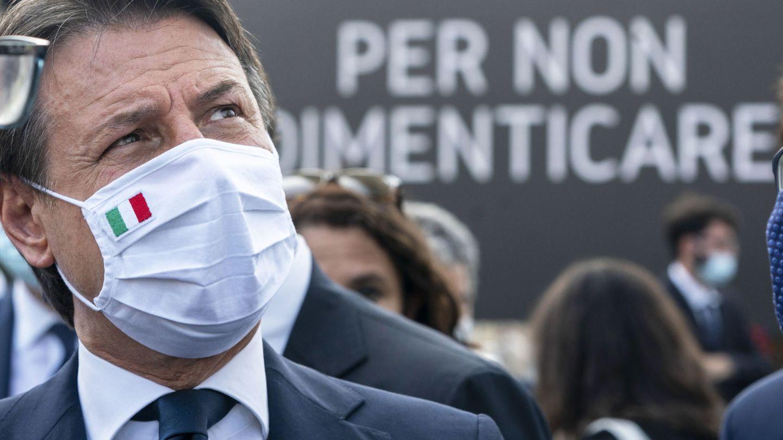 Giuseppe Conte, primer ministro de Italia. (EFE)