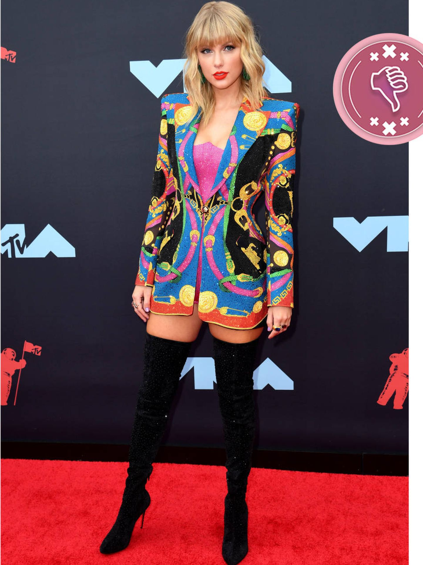 Taylor Swift. (Cordon Press)
