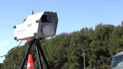 ''Radares en cascada'' para cazar a los que aceleran tras rebasar los cinemómetros