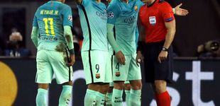 Post de Resaca en el Barça: Luis Enrique queda tocado, los jugadores dudan y el club calla