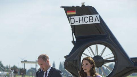 Kate Middleton y el príncipe Guillermo, de escapada familiar tras las tensiones